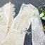 เสื้อผ้าเกาหลี พร้อมส่งเสื้อกันหนาวผ้าทอไหมพรมเนื้อดี thumbnail 13