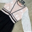 ชุดเดรสเกาหลี พร้อมส่งLong dress งานสวยอีกชุด thumbnail 8