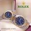 Rolex datejust สายเต้าหู้ มาแพคคู่ งานสแตนเลสแท้ Auto หน้าปัด 27 mm.และ 38 mm. เรือนละ 1690 บาท thumbnail 1