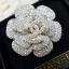 พร้อมส่ง diamond Camelia chanel เข็มกลัดชาแนล ทรงดอกคาเมเลีย ฝังเพชรสวิสแท้ thumbnail 1