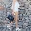 รองเท้าส้นเกาหลี งานสีขาว แบบขายดี พื้นนิ่มใส่สบาย thumbnail 2