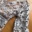 ชุดเดรสเกาหลี พร้อมส่งเดรสผ้าลูกไม้สีเทาอมฟ้าไลแล็คสไตล์แบรนด์ Self-Portrait thumbnail 16