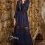 Self P Stylish Luxury Long Lace Dress thumbnail 2