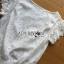 เสื้อผ้าเกาหลี พร้อมส่ง เสื้อผ้าลูกไม้สีขาวสไตล์คลาสสิกวินเทจ thumbnail 10