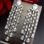 พร้อมส่ง Diamond Earring ต่างหูเพชร CZ แท้ งานเกรดตู้เพชร thumbnail 3