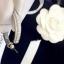 พร้อมส่ง Chanel Earring งานห่วงประดับมุก เรียบหรูดูดีต้องคู่นี้ thumbnail 2