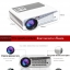 โปรเจคเตอร์ 3D Android-Wifi สว่างมากถึง 3500 ลูเมนความละเอียดสูง 4000:1HD รุ่น MV350 thumbnail 4