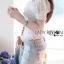 เสื้อผ้าเกาหลี พร้อมส่ง เสื้อฉลุดอกไม้สีขาว ทรงแขนตุ๊กตา thumbnail 8
