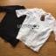 เสื้อผ้าเกาหลี พร้อมส่ง เสื้อลูกไม้สีขาวผ้านิ่มใส่สบาย thumbnail 16