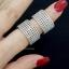 พร้อมส่ง Diamond Ring งานเพชร CZ แท้ thumbnail 5
