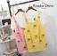 เสื้อผ้าแฟชั่นเกาหลีพร้อมส่ง เซทเสื้อยืด+เอี๊ยมแบบฉบับแบรนด์ดังยุรปร thumbnail 7