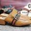 gucci sandals งานหนัง ส้นสูงนิ้วครึ่ง thumbnail 2