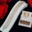 พร้อมส่ง Diamond Bracelet & Ring สร้อยข้อมือและแหวนเพชรงาน 3 กษัตริย์เ thumbnail 1