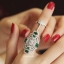 พร้อมส่ง APM Diamond Ring & Necklace งานเพชร CZ แท้ thumbnail 8