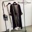 เสื้อผ้าเกาหลี พร้อมส่งเสื้อคลุมตัวยาวผ้าชีฟองเกาหลี thumbnail 10