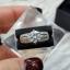 แหวนเพชรเหมือนแท้ เพชรชู เพชรคัดเพชรน้ำงามมากก thumbnail 3