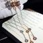 พร้อมส่ง Diamond Bvlgari Bracelet ข้อมือ บูการี่เพชร เหมือนแท้ชนช๊อป เพชรฝังCZ8Aรอบ งาน1:1 thumbnail 3