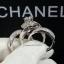 พร้อมส่ง Diamond Ring งานเพชร CZ แท้ แหวนเซตมี 3 วงคะ thumbnail 4