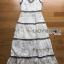 ชุดเดรสเกาหลี พร้อมส่งเดรสผ้าลูกไม้สีขาวจากแบรนด์Self-Portrait thumbnail 14
