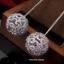 พร้อมส่ง APM Diamond Earring ต่างหูเพชรงานเกรดไฮเอน thumbnail 1