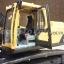 โมเดลรถก่อสร้าง VOLVO EC210B 2013 Hydraulic Excavators 1:35 thumbnail 13