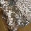 ชุดเดรสเกาหลี พร้อมส่งเดรสยาวผ้าลูกไม้สีนู้ดปักตกแต่งเลื่อมสีเงิน thumbnail 12