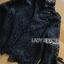 เสื้อผ้าเกาหลี พร้อมส่งเสื้อลูกไม้สไตล์โมเดิร์นวินเทจ คอประดับโบ thumbnail 12