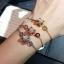 พร้อมส่ง Diamond Bvlgari Bracelet ข้อมือ บูการี่เพชร เหมือนแท้ชนช๊อป เพชรฝังCZ8Aรอบ งาน1:1 thumbnail 6