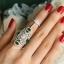 พร้อมส่ง APM Diamond Ring & Necklace งานเพชร CZ แท้ thumbnail 9