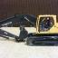 โมเดลรถก่อสร้าง VOLVO EC210B 2013 Hydraulic Excavators 1:35 thumbnail 1
