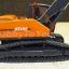 โมเดลรถก่อสร้าง ATLAS 225LC EXCAVATOR 1:50 BY NZG thumbnail 7