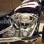 โมเดล Harley-Davidson Heritage Softail Classic - Limited Edition 2006 สเกล 1:10 by Franklin Mint thumbnail 5
