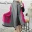 เสื้อผ้าเกาหลี พร้อมส่งผ้าคลุมไหล่แบรนด์ HERMESเนื้อผ้าสวยมาก thumbnail 2