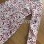 ชุดเดรสเกาหลี พร้อมส่งเดรสผ้าลูกไม้สีขาวทับผ้าเครปสีแดงสุดหรู thumbnail 14
