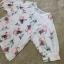 เสื้อผ้าเกาหลี พร้อมส่ง Pinky Camelia Cute Set thumbnail 7