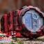 GShock G-Shockของแท้ ประกันศูนย์ GD-120CM-4A ลายพรางทหารสีแดง EndYearSale thumbnail 4
