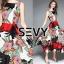 Dress แขนกุด thumbnail 4