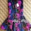 Colourful Embroidered Mini Dress thumbnail 9