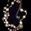 พร้อมส่ง Chanel Necklace เกรดซุปเปร์ไฮเอนคะงานมุก 2 ชั้น thumbnail 4