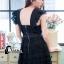 ชุดเดรสเกาหลี พร้อมส่งLuxury Lace Pricess Dress thumbnail 11