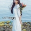 Jena Little Princess Classic White Lace Dress thumbnail 2