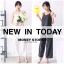 เสื้อผ้าแฟชั่นเกาหลีพร้อมส่งชุด set style Korea thumbnail 1