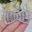 พร้อมส่ง Chanel Diamond Brooch เข็มกลัดเพชรชาแนล thumbnail 1