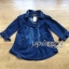 Gracie Fall Winter Double-Breasted Denim Coat thumbnail 8