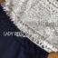 ชุดเดรสเกาหลี พร้อมส่งเดรสผ้าลูกไม้สีขาวและกระโปรง thumbnail 9