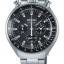 นาฬิกา Seiko มดดำ Bullhead ในตำนาน SCEB009 SPIRIT SMART II Watch Men Chronograph thumbnail 1