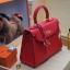กระเป๋ายอดนิยม ทรง kelly แบบยี่ห้อ HERMES thumbnail 12