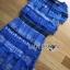ชุดเดรสเกาหลี พร้อมส่งเดรสผ้าลูกไม้สีฟ้าตกแต่งโบสไตล์ Self-Portrait thumbnail 12
