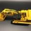 โมเดลรถก่อสร้างเหล็ก CAT 365C Front Shovel thumbnail 8