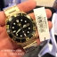 SEIKO SNZF22J1Seiko MINI Monster Automatic นาฬิกาข้อมือผู้ชาย สีดำทอง สายสแตนเลส thumbnail 8